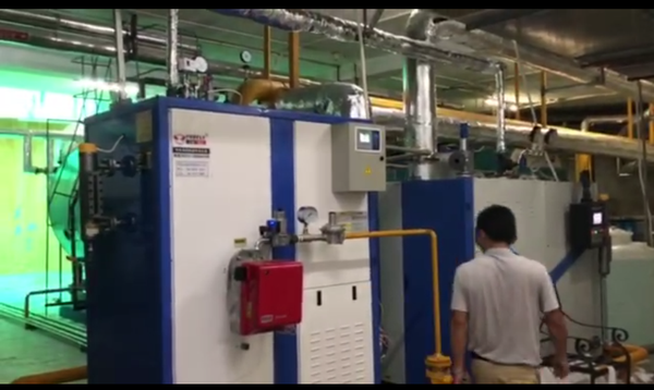 300kg+臥式500kg燃氣蒸汽發生器用于洗衣房1.png